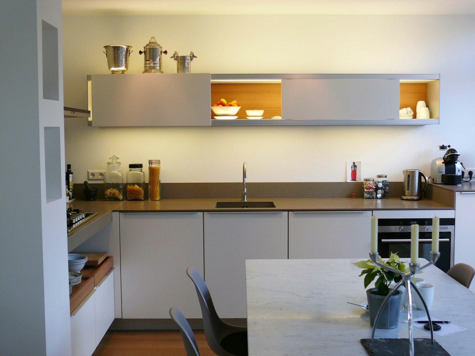 Keuken ontwerp stylingburo sterk staaltje
