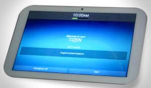 Shisutena il nuovo tablet con Tizen