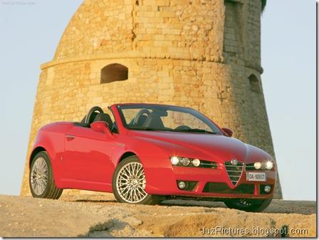 Alfa Romeo Spider (2006)1