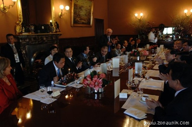 foto keseharian Presiden Indonesia Susilo Bambang Yudhoyono (4)