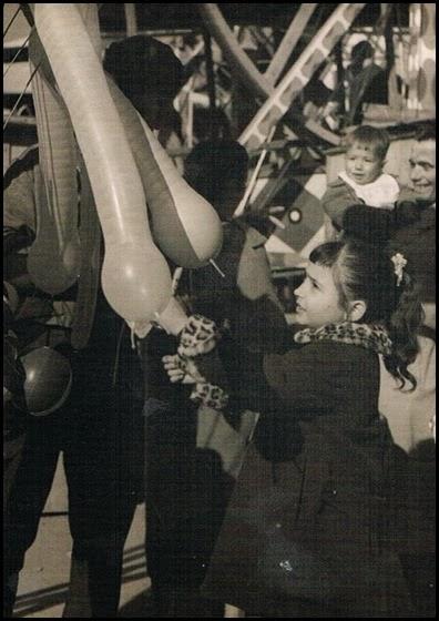 Feria de la Alameda. Enero, 1964