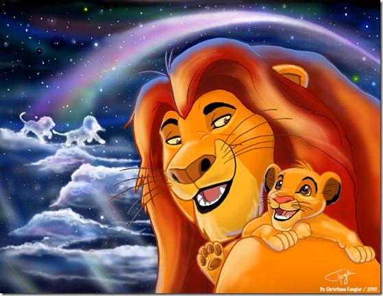El Rey León,The Lion King,Simba (15)