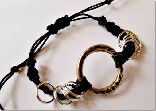 Double Stacked Woven Bracelet
