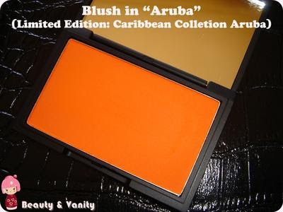 "Blush ""Aruba"" (Limited Edition: Caribbean Collection Aruba)"