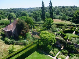 Sissinghurst Tower View