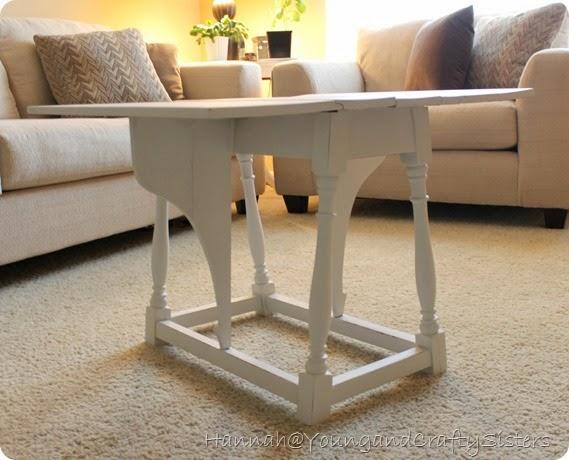 side table redo 3