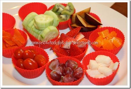 preschool food