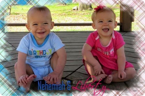 Twins 1 Year Old jpg