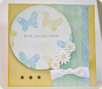 livelaughlove card