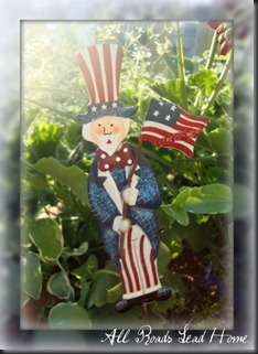 Uncle Sam Flowers
