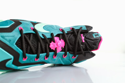 nike lebron 11 gr south beach 5 07 Release Reminder: Nike LeBron 11 South Beach