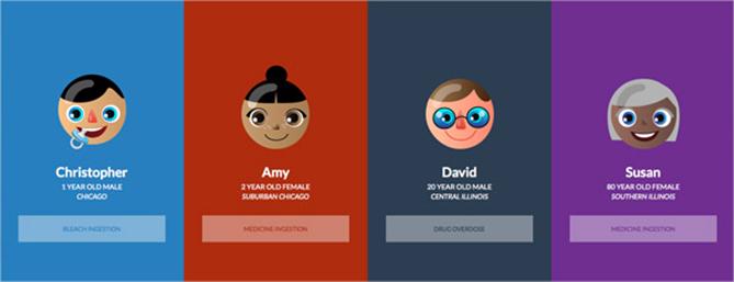 19 sitios web con caricaturas incluidas como diseño