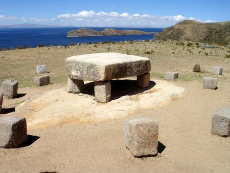 Iunia Pasca: Insula Soarelui Titicaca