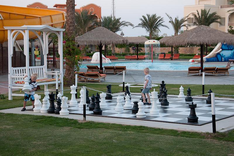 Отель Caribean World Resort Soma Bay. Хургада. Египет. Детские развлечения.
