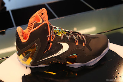 nike lebron 11 xx ps elite introduction sneakernews 1 13 Elite 3.0: Behind the Scenes with the Nike LeBron 11 Elite