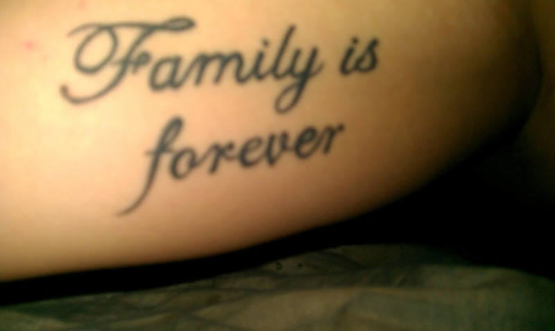 family tattoos quotes - Quotes links