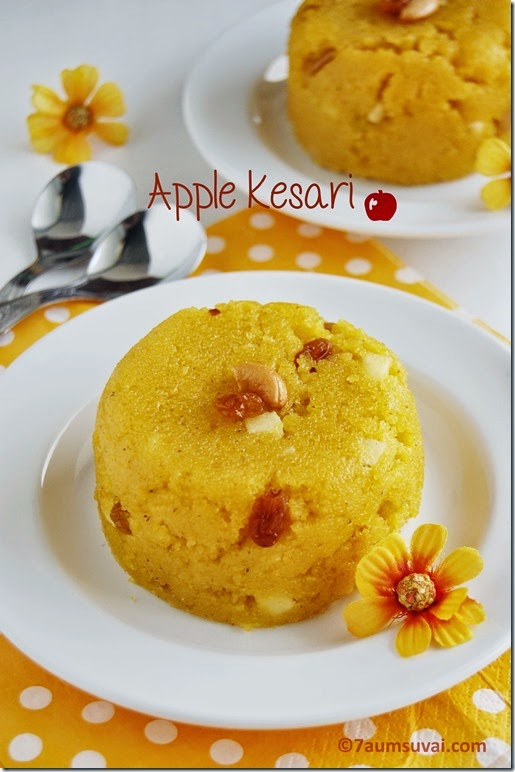 Apple kesari