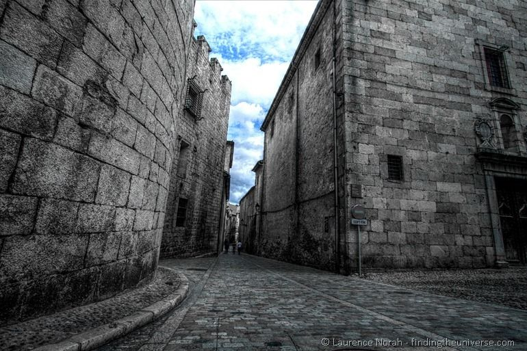 Girona street
