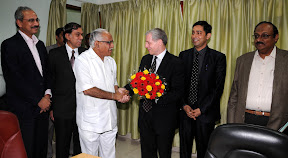 With Mr. Ran Somars, President, U.S-India Business Council