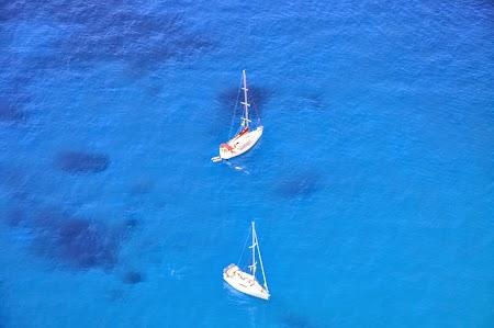 03. Mare albastra la Zakynthos.JPG