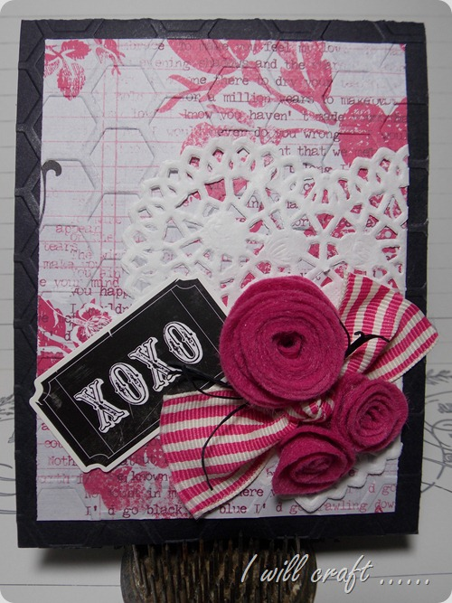 I will craft...Valentine Cards (2)