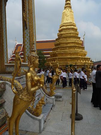 Imagini Bangkok: zona templelor