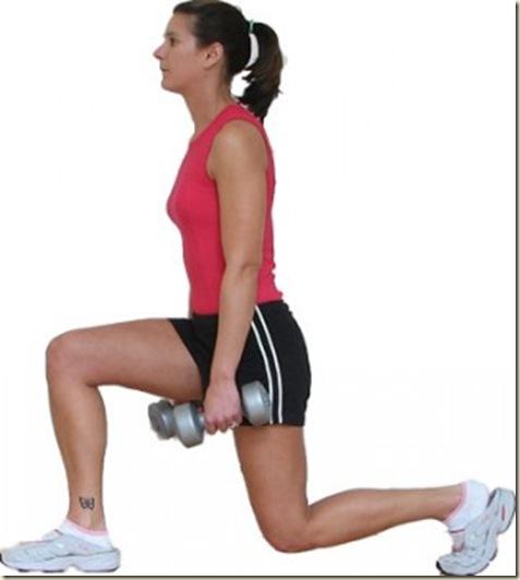 ejercicios para deshacerse de la celulitis