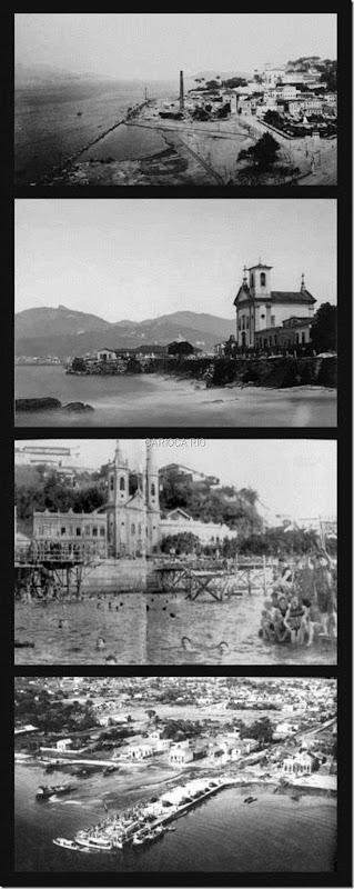 Apicu, Inhaúma e Praia Pequena de Benfica