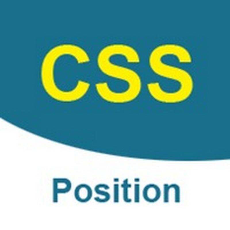 Uso de la propiedad position en CSS