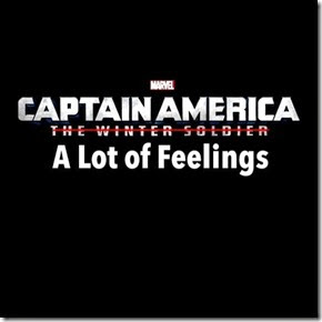 Captain America - A lot of feelings