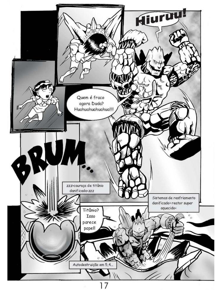 Mapinguari - Pagina 17
