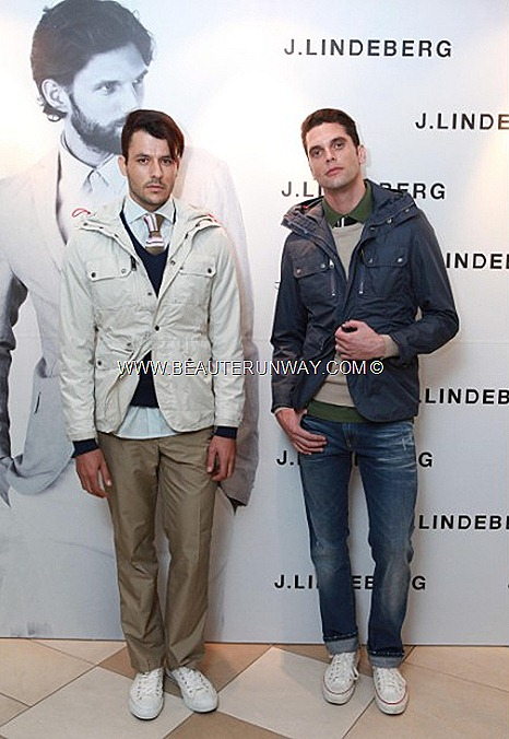 J.LINDEBERG  Menswear Spring Summer 2012 japanese high quality jacket keep warm shirt pants demin jeans t-shirts shoes leather