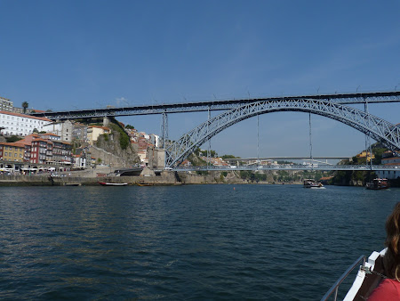 Things to do in Porto: take a river cruise