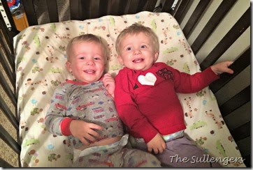 20 month old twins