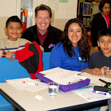WBFJ -Tutoring Program at Old Town sponsored by the YMCA 21st CCLC - 2-7-14