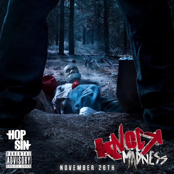 Hopsin - Knock Madness (2013)