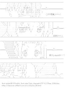 [AA]Takanashi Rikka & Nibutani Shinka & Dekomori Sanae & Tsuyuri Kumin (Chunibyo Demo Koi ga Shitai!)
