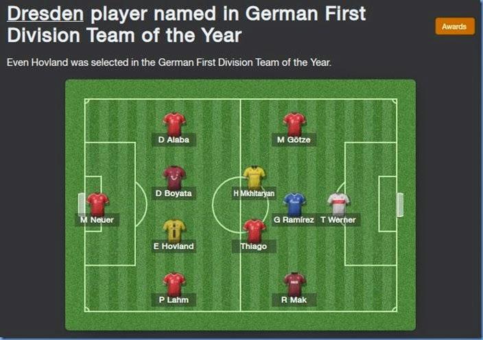 Dresden player