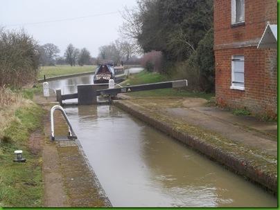 015  Little Bourton Lock