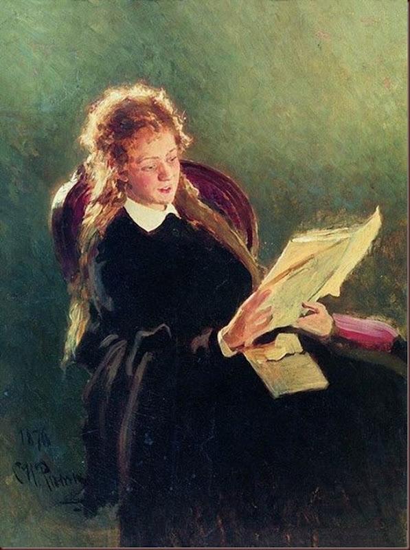 Ilya-Repin-Reading-girl