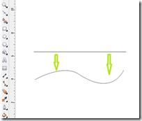 Membuat Tulisan Melengkung dan Bergelombang dengan Corel Draw
