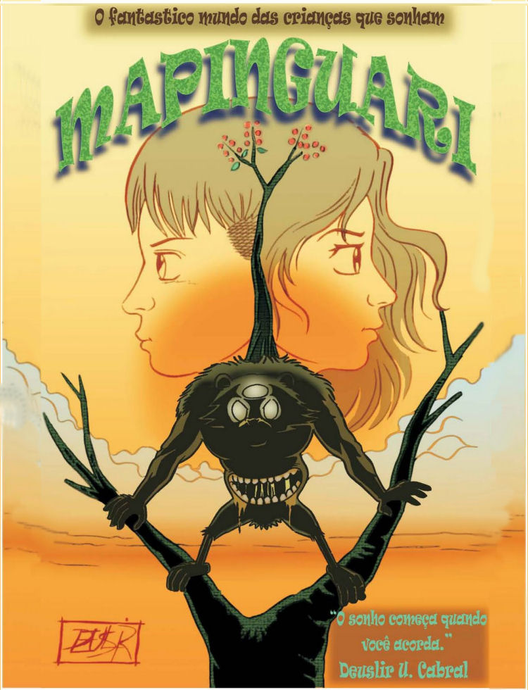 Mapinguari - Capa