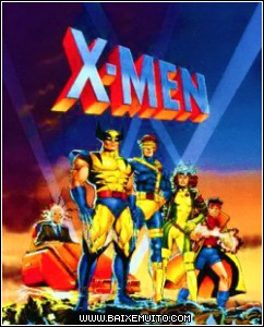 5047709cb832e Download   X Men Animated Series: Completo SDTV AVI Dublado Baixar Grátis