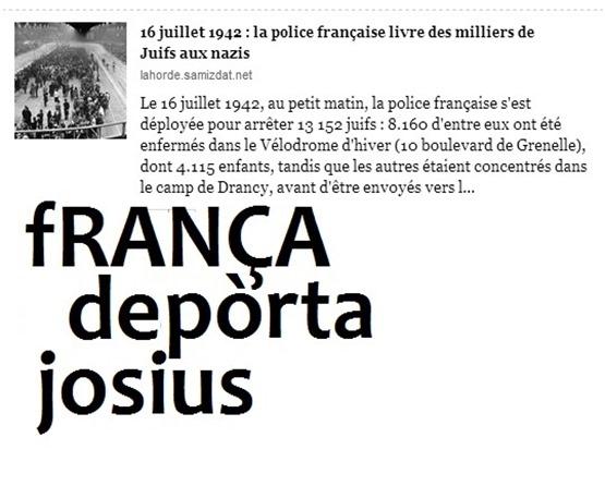 deportacion de josius parisencs