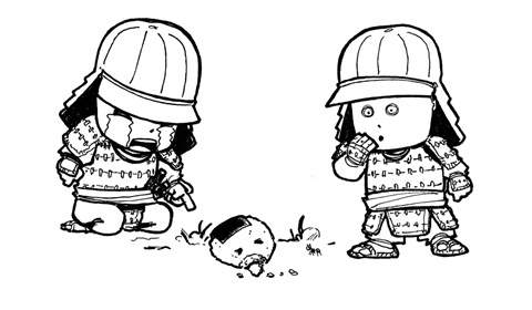 Personajes del Clan del Fuego