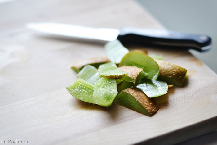 kiwi peel
