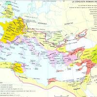 00b.- Mapa del Imperio Romano