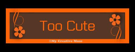 Too Cute-832MCM