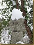 scultura di gesso