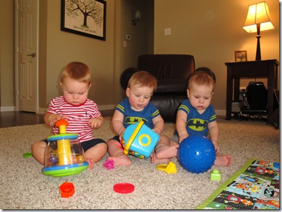 2.  Playdate with Brayden and Bryce